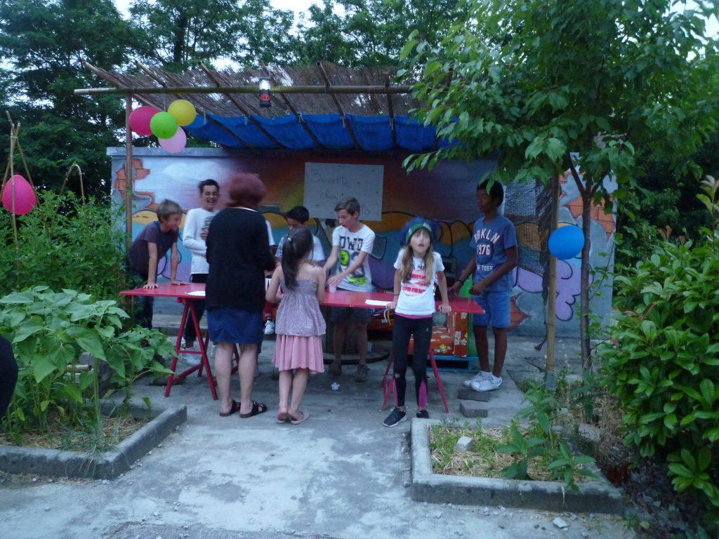 le bar des jeunes