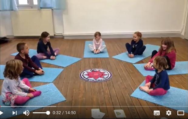 yoga pour tous vidéo