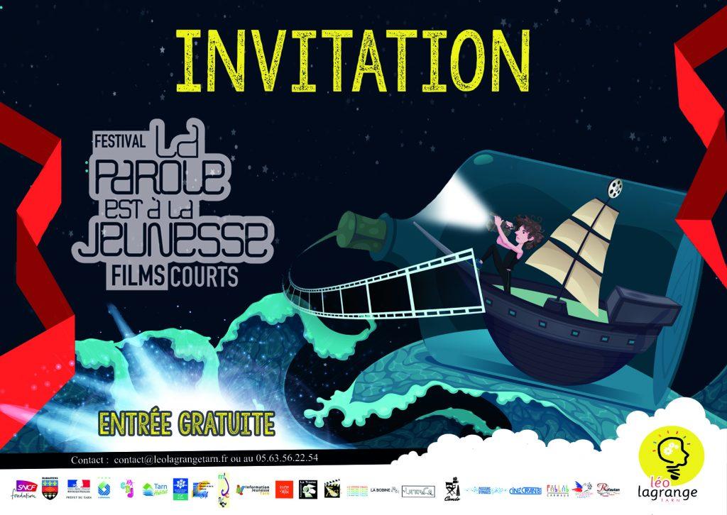 invitation rectofestival la parole est à la jeunesse