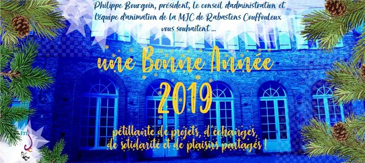 Permalien vers:Tous nos vœux pour 2019 !