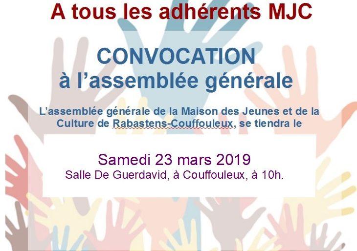 Permalien vers:Invitation assemblée générale