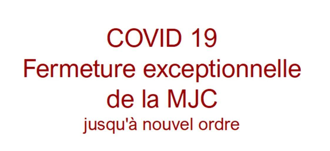 Permalien vers:COVID 19 Mesures exceptionnelles