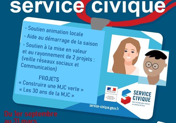 Permalien vers:Recherche service civique